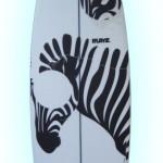 Inlayz Zebra