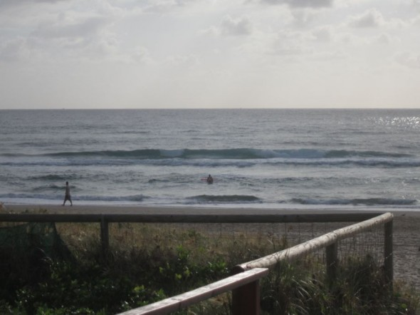 Surfers Paradise 10月23日
