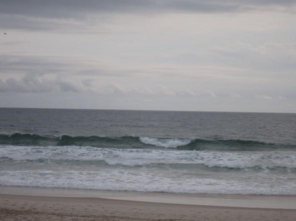 Surfers Paradise 10月26日