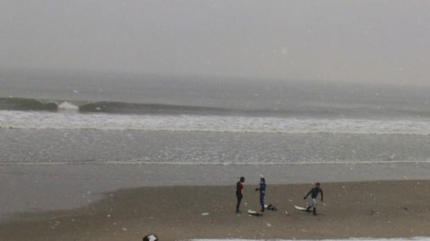 小豆浜 1月15日