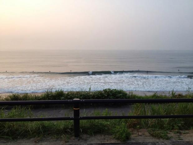 仙台新港 8月8日