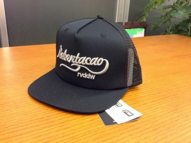 reventacao CLASSIC WAVE MESH CAP