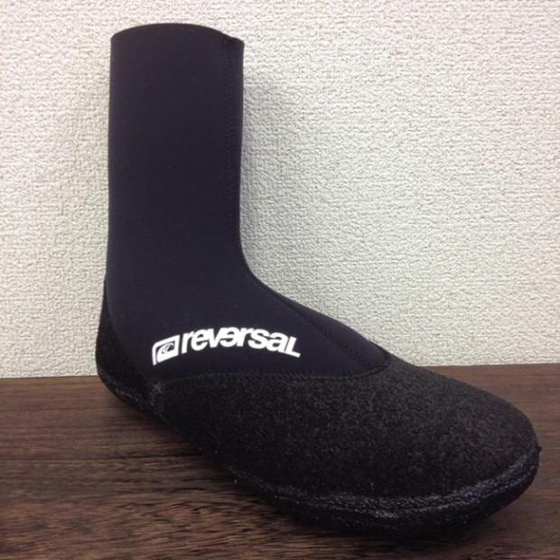 冬用ブーツ reversal