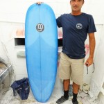 ニューモデル MH Surfboards