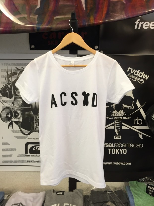 ACSOD Tシャツ