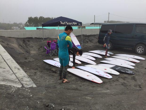 SURF STATION様