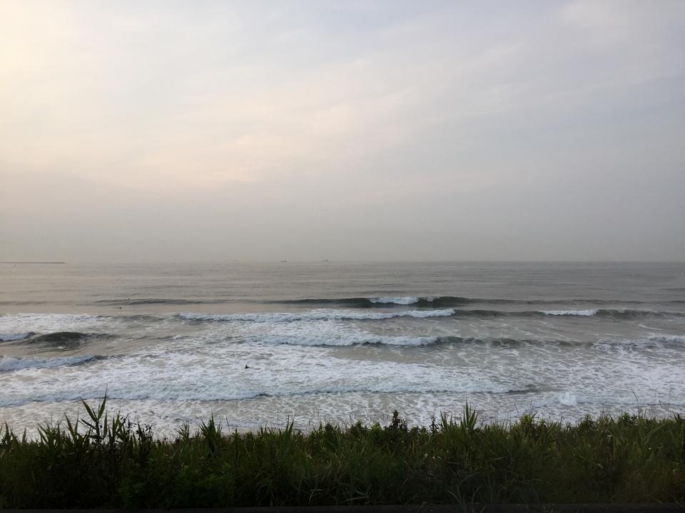 良い波ですね〜。 楽しめました。