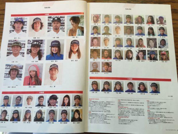 オリンピック代表選考
