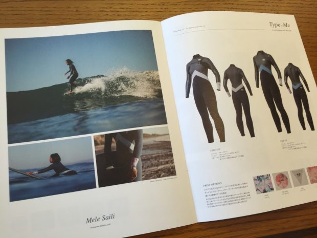 AXXE CLASSIC WETSUITS 宮城
