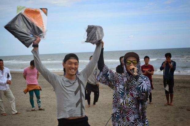 獣医師オープンサーフィンコンテスト2016