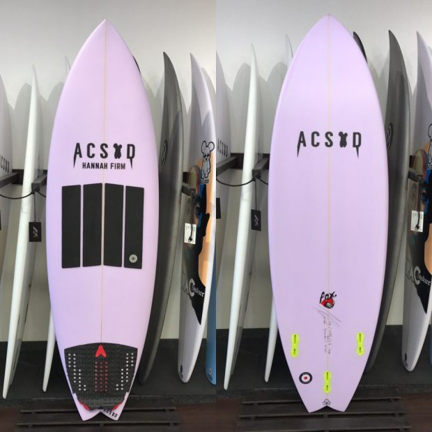 "FOX 5'8"" EPS ACSOD"