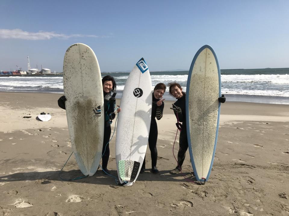 サーフィンスクール仙台