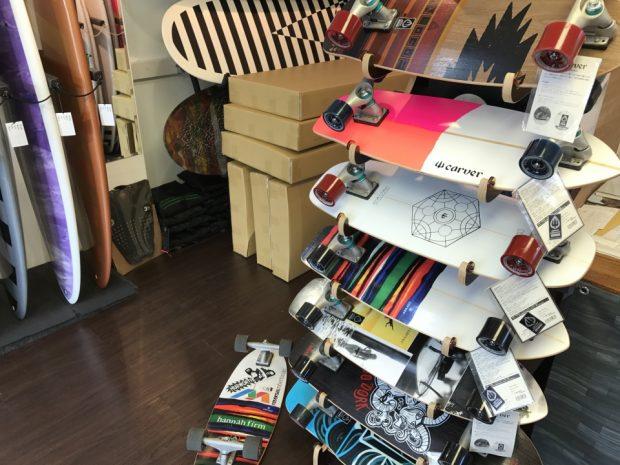 CARVER スケートボード