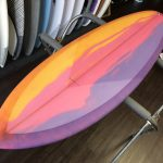 "LEAF 5'6"" TAKEDA CUSTOMS"