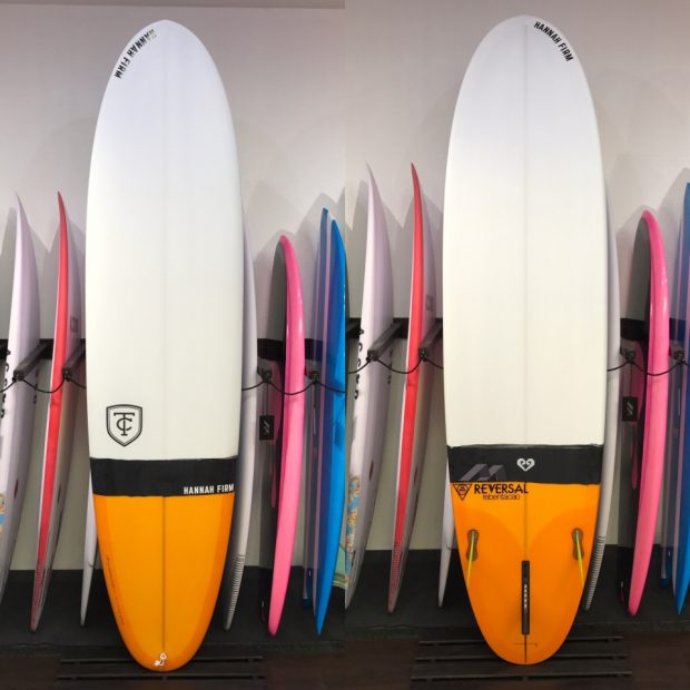 CUSTOM SHAPE 7'2