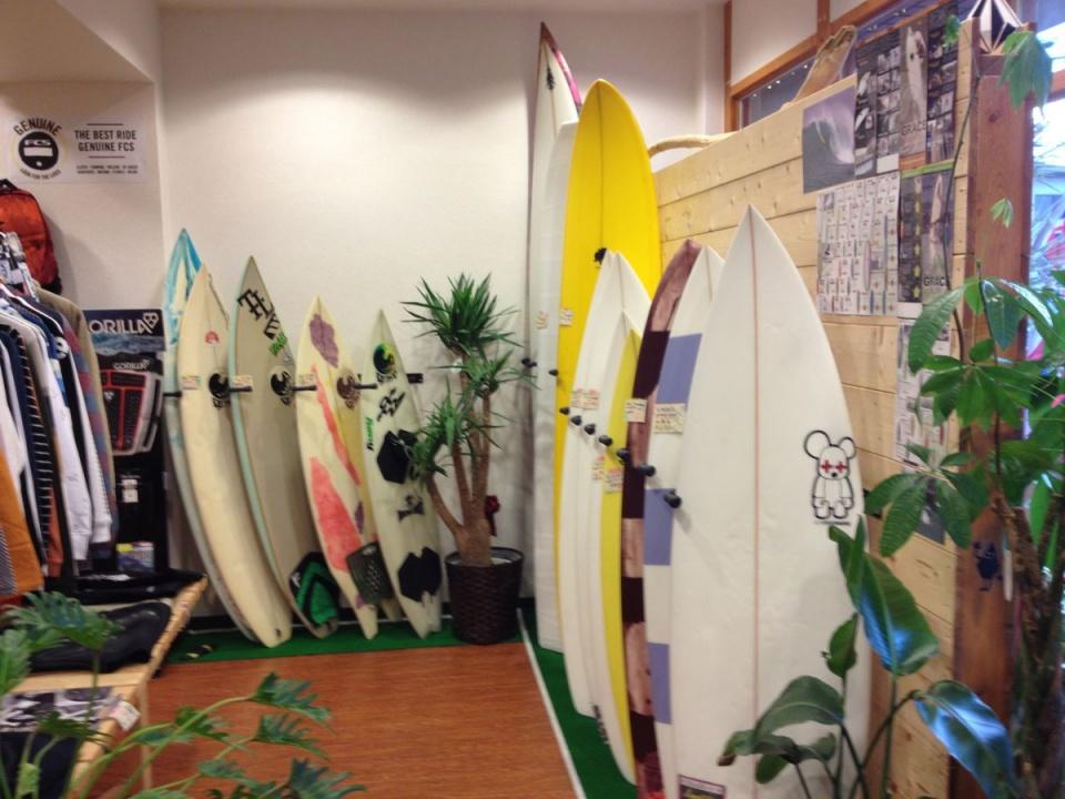 GOLDEN SURF 大阪和泉市