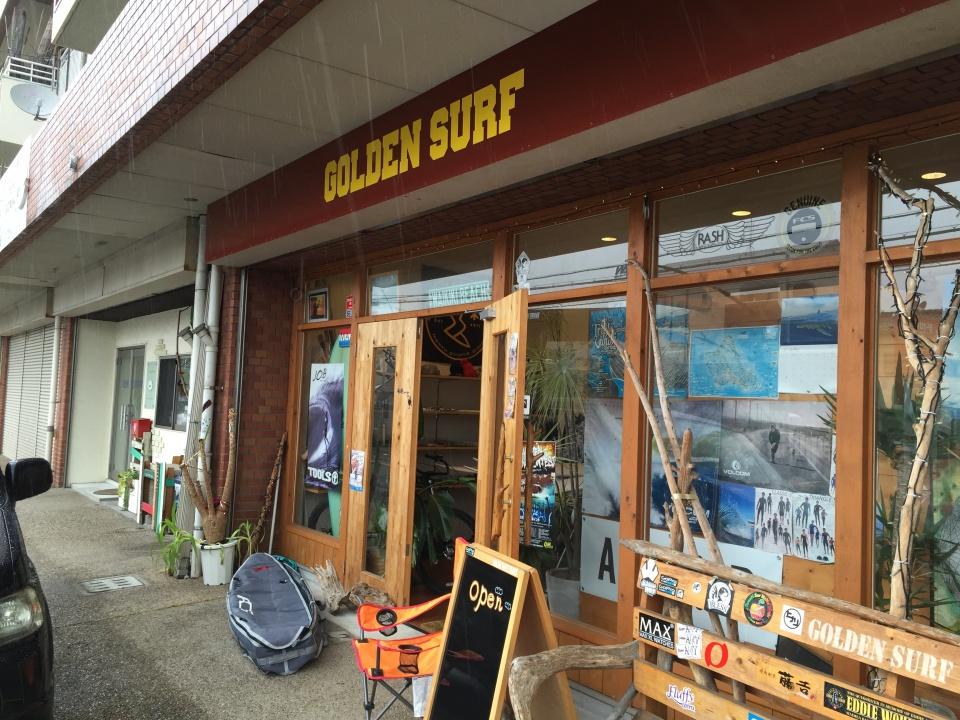 GOLDEN SURF 大阪和泉