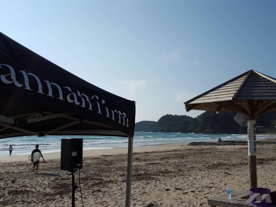 獣医師オープンサーフィンコンテスト2015