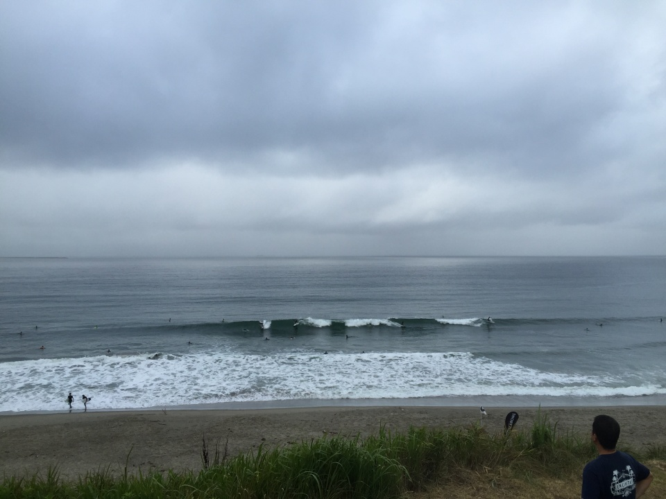 波もいい感じ